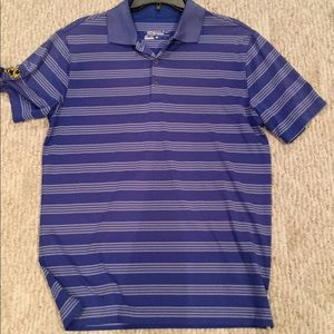 Nike logo golf shirt